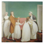 Birth of the Heir, c.1799 (oil on canvas) see also Large Square Tile