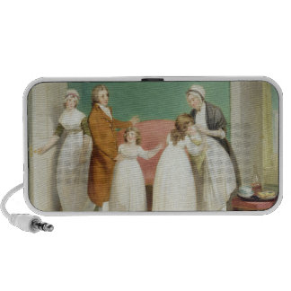 Birth of the Heir, c.1799 (oil on canvas) see also iPod Speaker