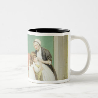 Birth of the Heir, c.1799 (oil on canvas) see also Two-Tone Coffee Mug