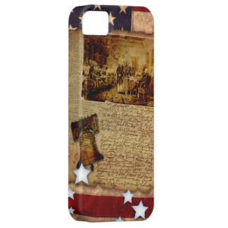 Birth of the U.S.A. iPhone SE/5/5s Case