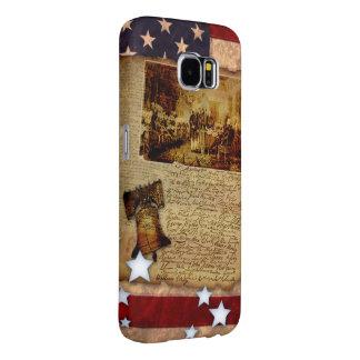Birth of the U.S.A. Samsung Galaxy S6 Case