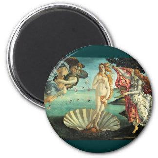 Birth of Venus, 1485 Magnets