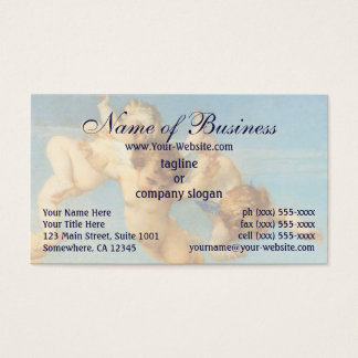 Birth of Venus, Angels detail by Cabanel Business Card