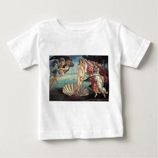 Birth of Venus Botticelli Baby T-Shirt