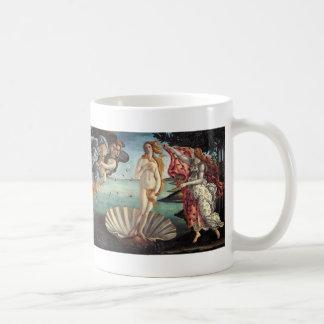 Birth of Venus Botticelli Coffee Mug
