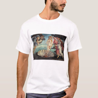 Birth of Venus Botticelli T-Shirt