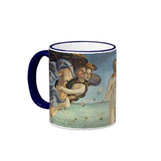 Birth of Venus by Botticelli Renaissance Art Mugs