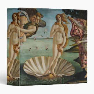 Birth of Venus by Sandro Botticelli Binder