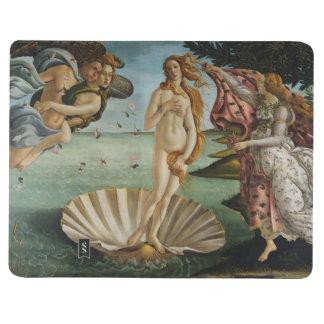 Birth of Venus by Sandro Botticelli Journal