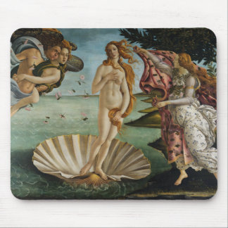 Birth of Venus by Sandro Botticelli Mousepad
