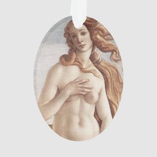 Birth of Venus by Sandro Botticelli Ornament
