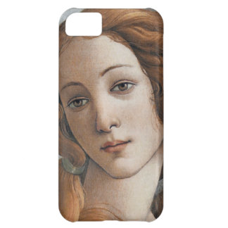 Birth of Venus close up by Sandro Botticelli Cover For iPhone 5C