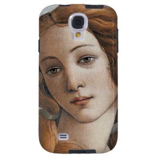 Birth of Venus close up by Sandro Botticelli Galaxy S4 Case