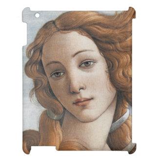 Birth of Venus close up by Sandro Botticelli iPad Cases