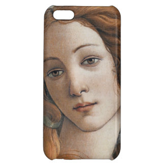 Birth of Venus close up by Sandro Botticelli iPhone 5C Cases