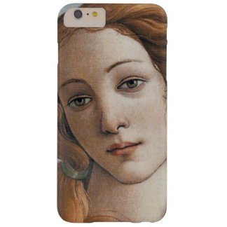 Birth of Venus close up head Barely There iPhone 6 Plus Case