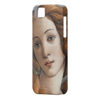 Birth of Venus close up head iPhone SE/5/5s Case
