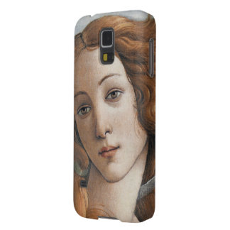 Birth of Venus close up in detail Sandro Botticell Galaxy S5 Cover