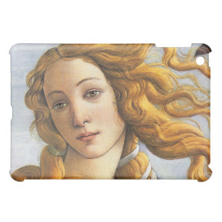 Birth of Venus detail, Botticelli iPad Mini Cover
