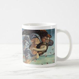 Birth of Venus, Detail - Mythological Couple Coffee Mug