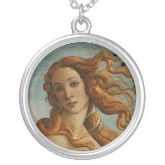 Birth of Venus Detail Necklace