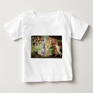 Birth of Venus-Irish Wolfhound #6 Baby T-Shirt