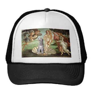 Birth of Venus-Irish Wolfhound #6 Mesh Hats