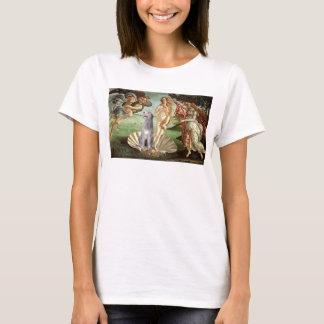 Birth of Venus-Irish Wolfhound #6 T-Shirt