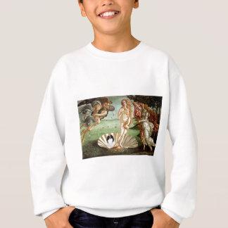Birth of Venus - Japanese Chin 3 Sweatshirt