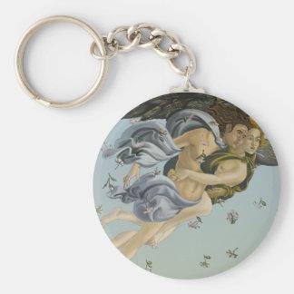 Birth Of Venus Keychain