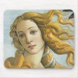 Birth of Venus Renaissance Fine Vintage Mouse Pad