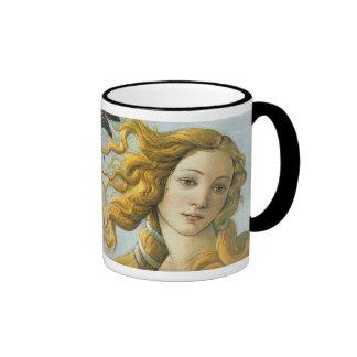 Birth of Venus Renaissance Fine Vintage Mugs