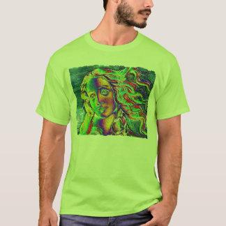 Birth of Venus Rough Edge T-Shirt
