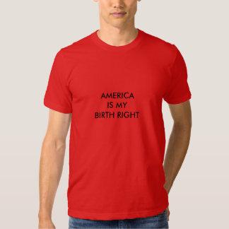 birth right t-shirt