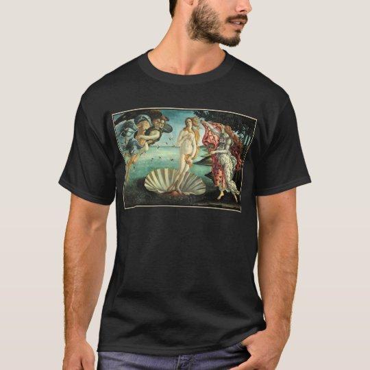 Birth Venus Botticelli T-Shirt