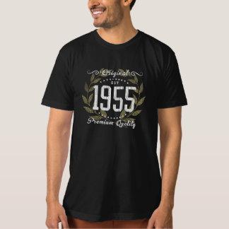 Birthday 1955 tee shirt