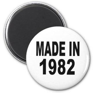 Birthday 1982 2 inch round magnet