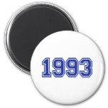 Birthday 1993 magnets