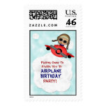 Birthday Airlines Postage