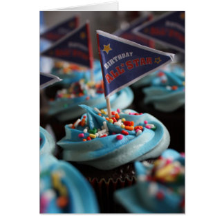 Birthday All*Star Card