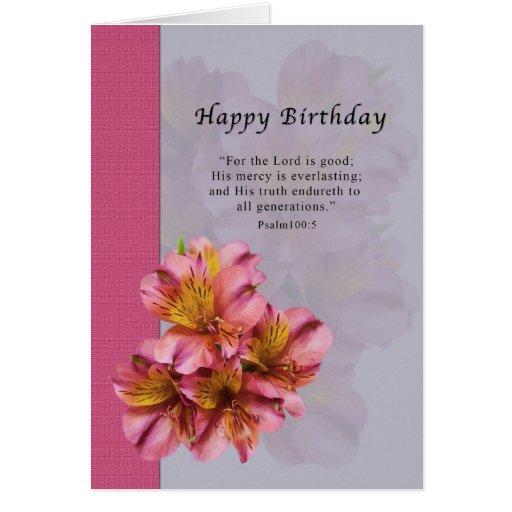 Religious Birthday Cards, Religious Birthday Card