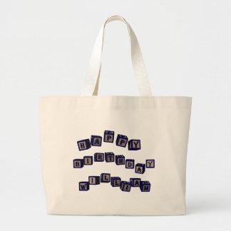 birthday tote bag