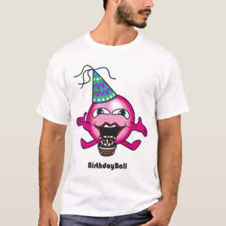 Birthday Ball mens t-shirt