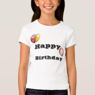 birthday balloon Kids T-Shirt Template