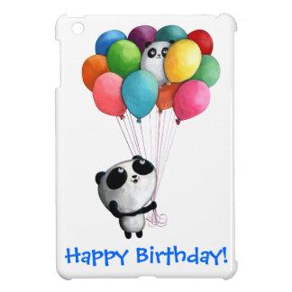 Birthday Balloons Panda Bear Case For The iPad Mini