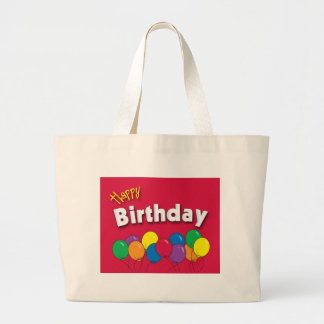 Birthday Balloons Tote Tote Bags