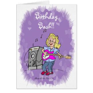 Birthday Bash!! Card