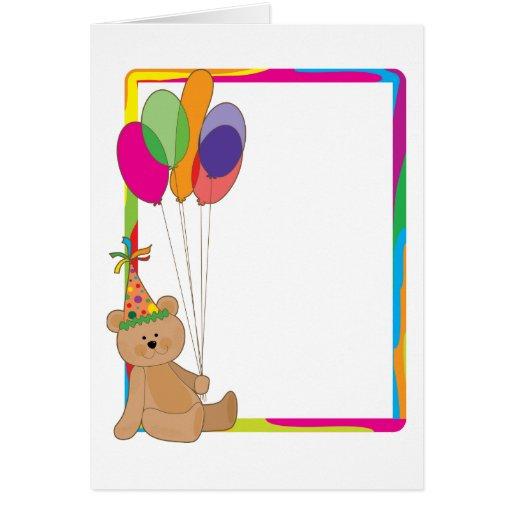 Birthday card border design joy studio design gallery best design