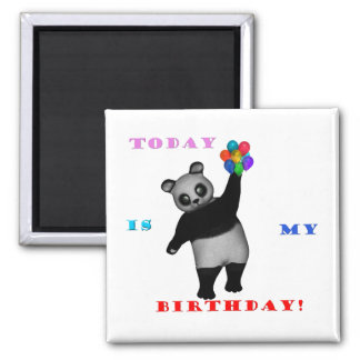 Birthday Bear Magnet