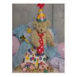 Birthday Bear Postcards